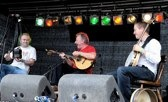 with Donal Lunny and Brian Morrissey at Festival of World Cultures Dún Laoghaire